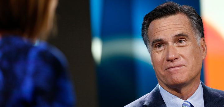 Mitt Romney Defends Ted Cruz, Obama Against Birther Claims | HuffPost