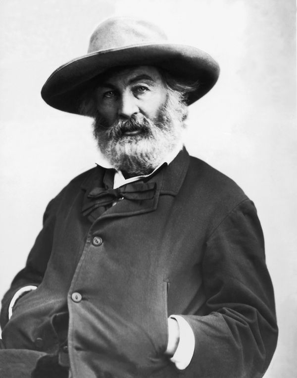 """Clear and sweet is my soul, and clear and sweet is all that is not my soul."" -- Walt Whitman, ""<a href=""http://www.poetryfou"