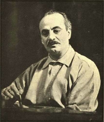 """When you love you should not say, 'God is in my heart,' but rather, 'I am in the heart of God.'"" -- Kahlil Gibran, <i><"