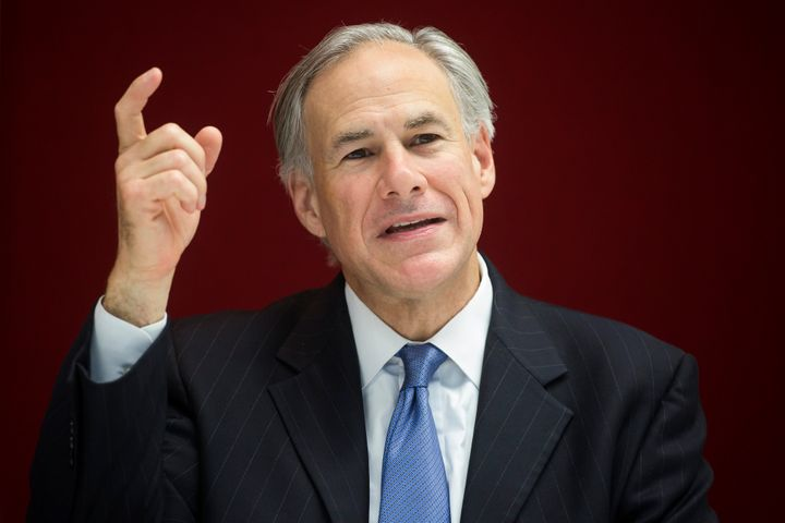 Texas Gov. Greg Abbott (R) wants to amend the U.S. Constitution to limit federal authority over states.