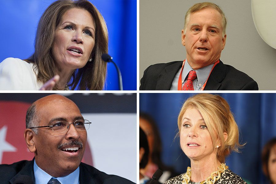 """""""Candidate Confessional"""" asks politicians likeMicheleBachmann, Howard Dean, Michael Steele and Wendy Davis what i"""