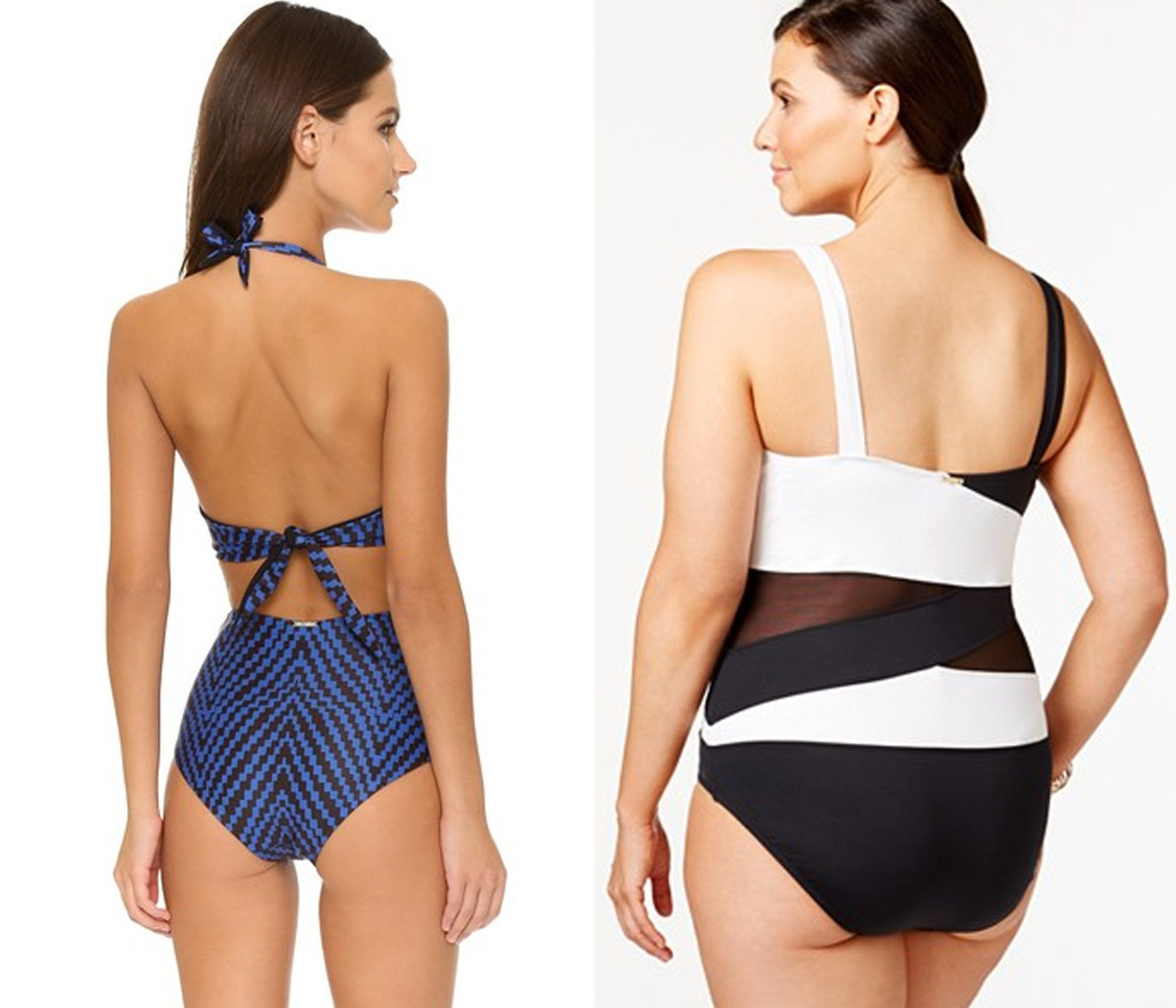Beautiful The Most Flattering One Piece Bathing Suits For Every Body