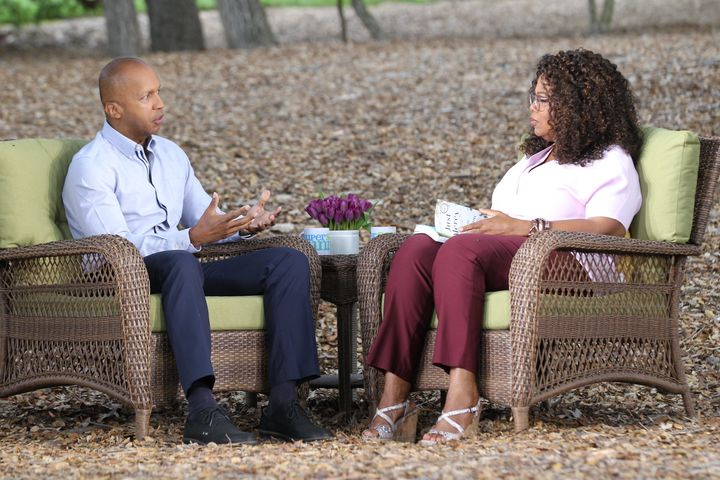 Bryan Stevenson, an attorney and founder of the Equal Justice Initiative, tells Oprah that his life changed in one powerful e