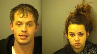 Police in Bay City, Michigan, are accusing William Cornelius Jr., 25, and Sheri Moore,  20, of stealing sex toys shortly after getting engaged at Walmart.