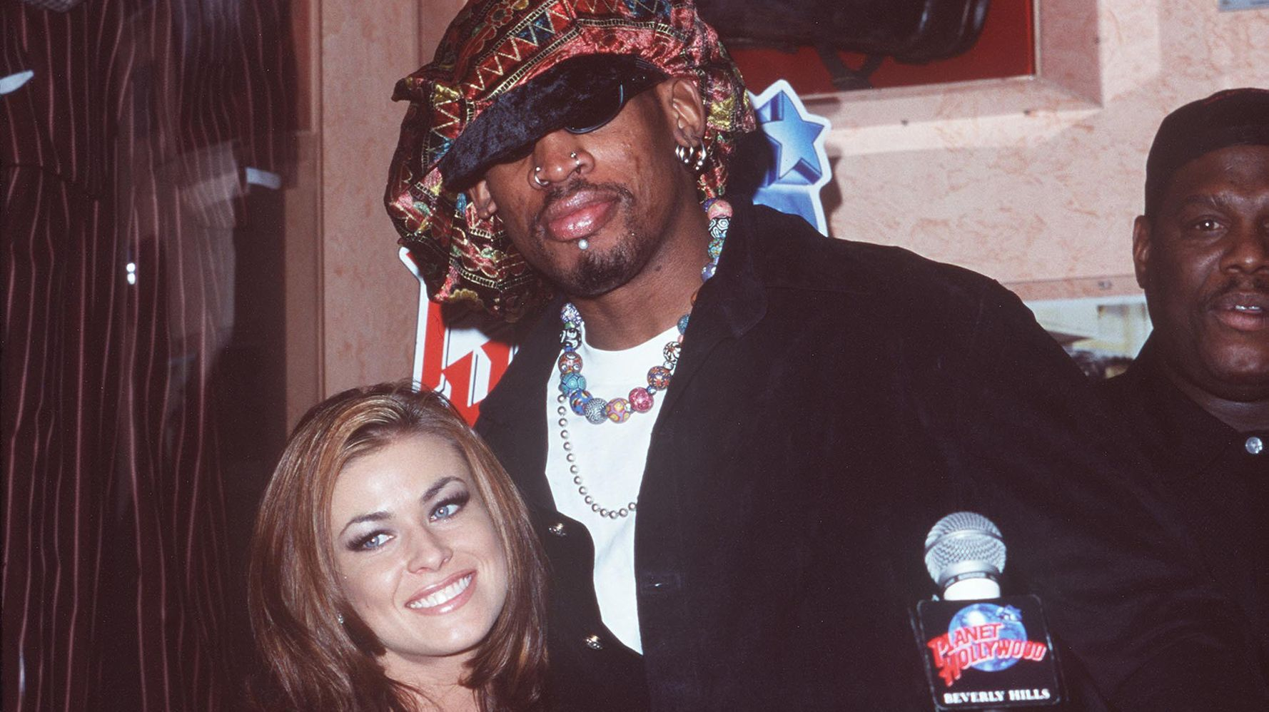 What Happened When Carmen Electra Ran Into Ex Dennis Rodman At A Party Huffpost Life