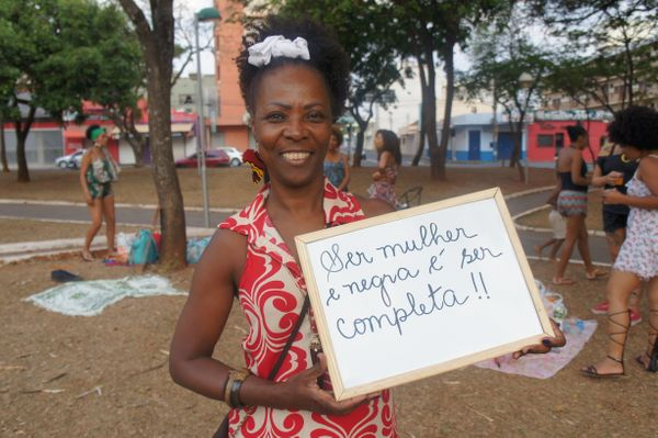 """""""Being a black woman is to be complete!"""""""