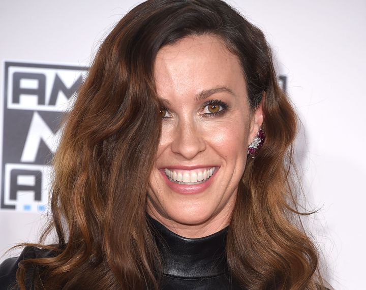 Alanis Morissette will have an advice column in The Guardian. Sorry, we wrote this caption last and we ran out of puns.