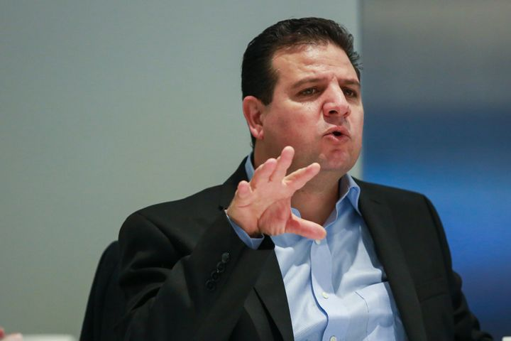 Ayman Odeh, chairman of the Joint List coalition of Palestinian parties in the Israeli Knesset, condemned Israeli Prime