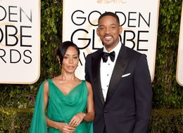 Will And Jada Pinkett Smith Look Incredible At The Golden Globes