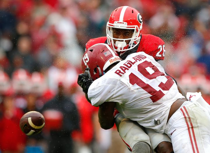 Alabama's All-American inside linebacker Reggie Ragland is the heartbeat of the Tide's dominant defense.