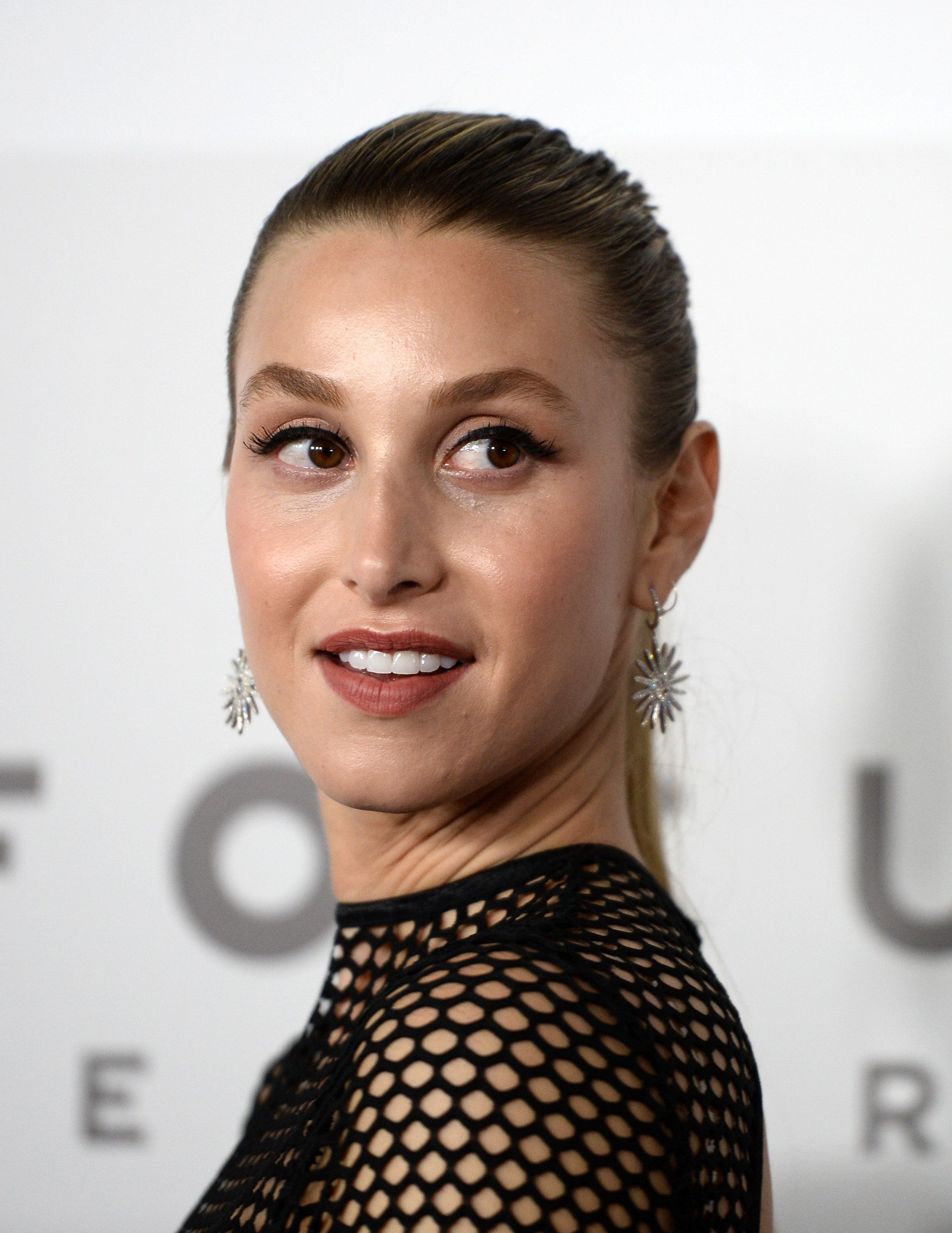 BEVERLY HILLS, CA - JANUARY 10:  Designer Whitney Port arrives at NBCUniversal's 73rd Annual Golden Globes After Party at The Beverly Hilton Hotel on January 10, 2016 in Beverly Hills, California.  (Photo by Amanda Edwards/WireImage)