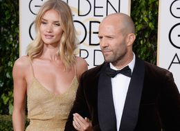 Rosie Huntington-Whiteley And Jason Statham Casually Confirm Engagement