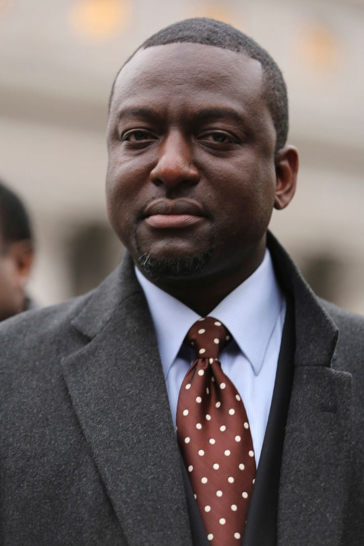 Yusef Salaam has spoken out in support of a New York City teacher who allegedly was fired over a lesson about the Central Par
