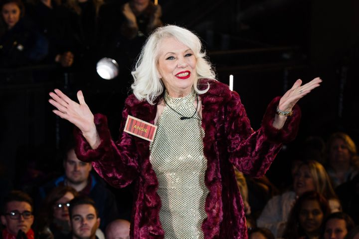 "David Bowie's ex-wife Angie Bowie will remain on the reality TV show ""Celebrity Big Brother House,"" the program announced as"