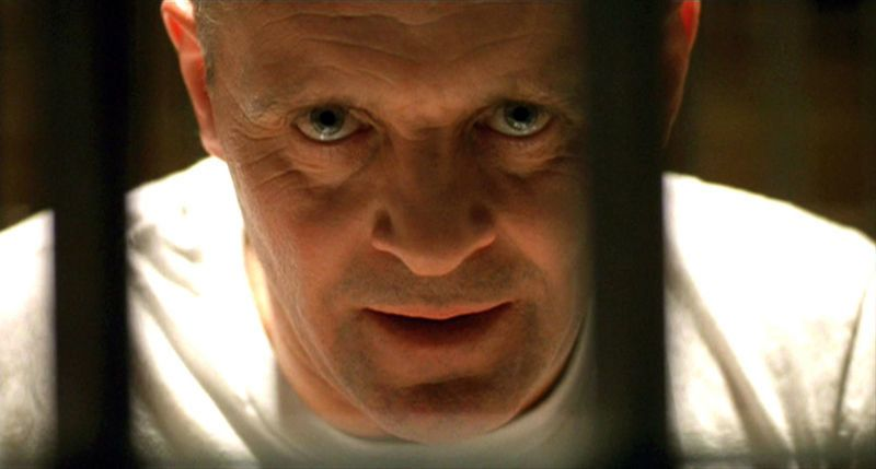 Image result for anthony hopkins silence of the lambs