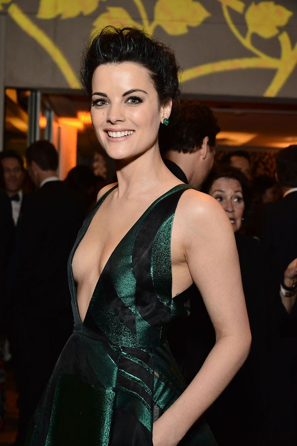 LOS ANGELES, CA - JANUARY 10:  Jaimie Alexander attends HBO's post 2016 Golden Globe Awards party at Circa 55 Restaurant on J