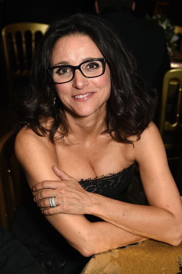 BEVERLY HILLS, CA - JANUARY 10:  Actress Julia Louis-Dreyfus attends HBO's Official Golden Globe Awards After Party at The Be
