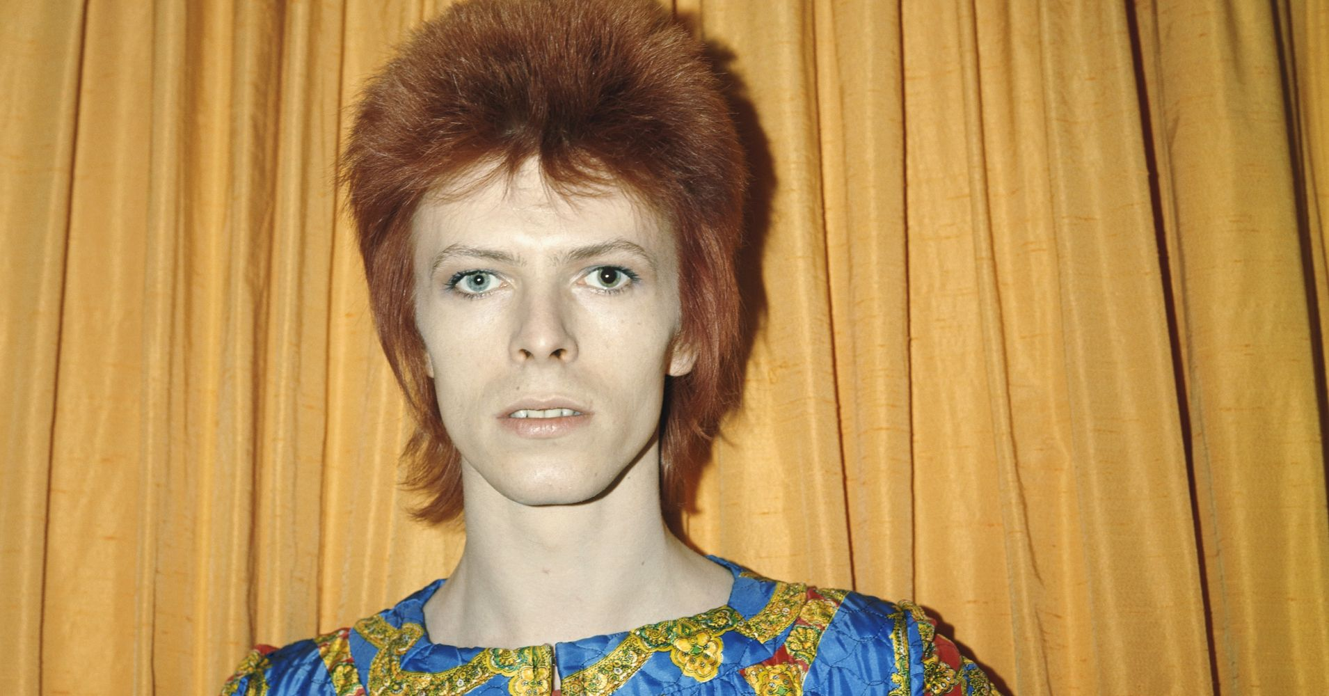 the 1972 david bowie performance that jumpstarted the 21st century huffpost. Black Bedroom Furniture Sets. Home Design Ideas