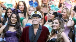 Hugh Hefner, Founder Of Playboy, Dead At