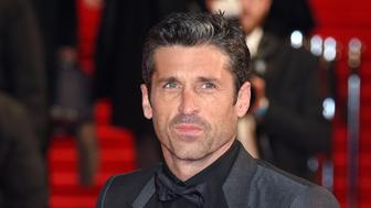 LONDON, ENGLAND - OCTOBER 26:  Patrick Dempsey attends the Royal Film Performance of  'Spectre' at the Royal Albert Hall on October 26, 2015 in London, England.  (Photo by Karwai Tang/WireImage)