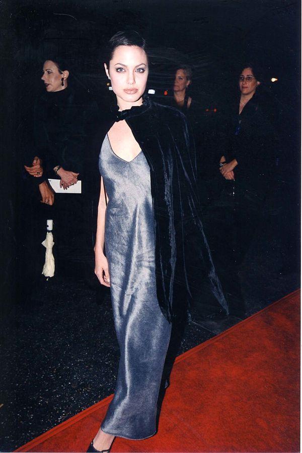 Angelina Jolie (Photo by Jeff Kravitz/FilmMagic)