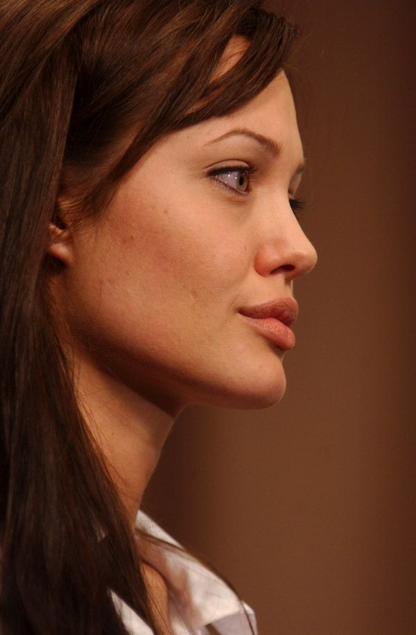 UNITED STATES - JUNE 19:  Angelina Jolie, actress and Goodwill Ambassador for United Nations High Commissioner for Refugees,