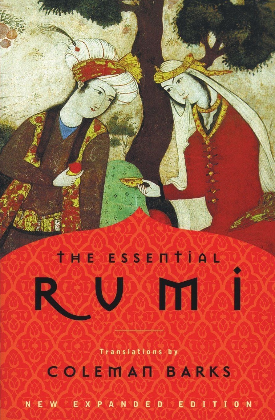 "<i><a href=""http://www.amazon.com/The-Essential-Rumi-Expanded-Edition/dp/0062509594?tag=thehuffingtop-20"">The Essential Rumi<"