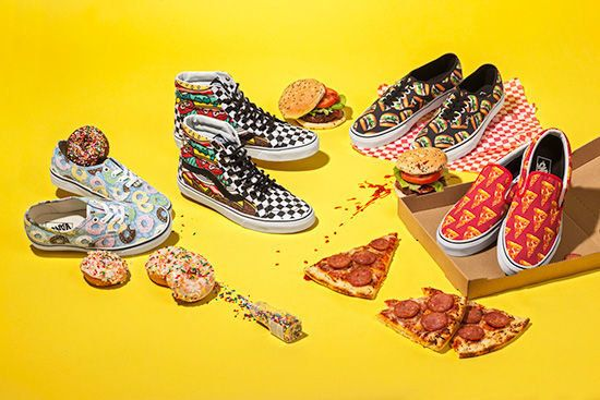 Vans  Taco- And Pizza-Printed Sneakers Are As Fresh As It Gets ... f511028e8