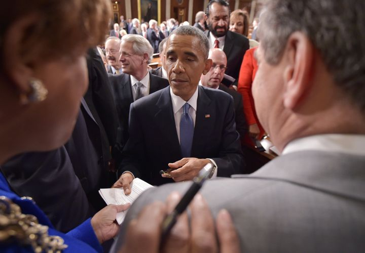 What surprises will Obama have at this year's State of the Union address?