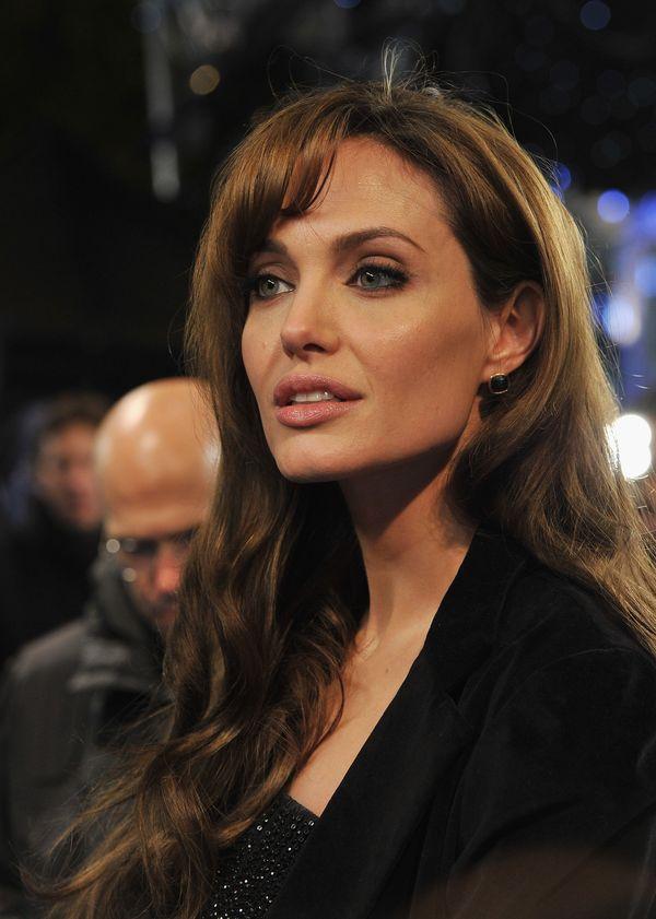 PARIS - NOVEMBER 29:  Actress Angelina Jolie attends the 'Megamind' Paris premiere on November 29, 2010 in Paris, France.  (P