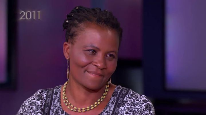 """When Tererai Trent returned to """"The Oprah Winfrey Show"""" in 2011 as Oprah's all-time favorite guest, she had no idea she would"""