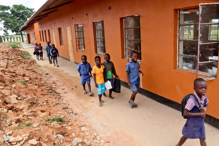 Tererai Trent's school in Zimbabweserves1,200 students and is even changing the community as a whole.