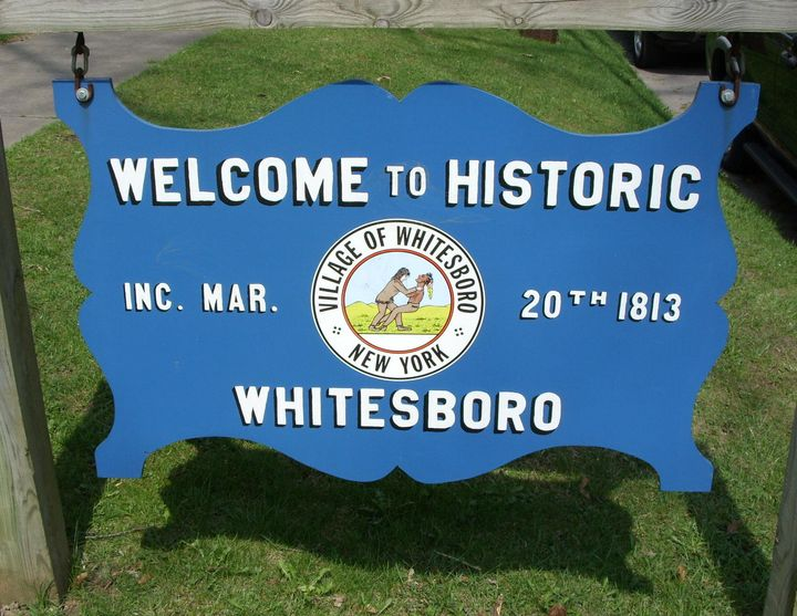 After weeks of public scrutiny, the Village of Whitesboro, N.Y. has decided to change its controversial seal.