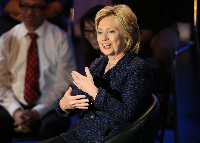 Hillary clinton lesbian affair