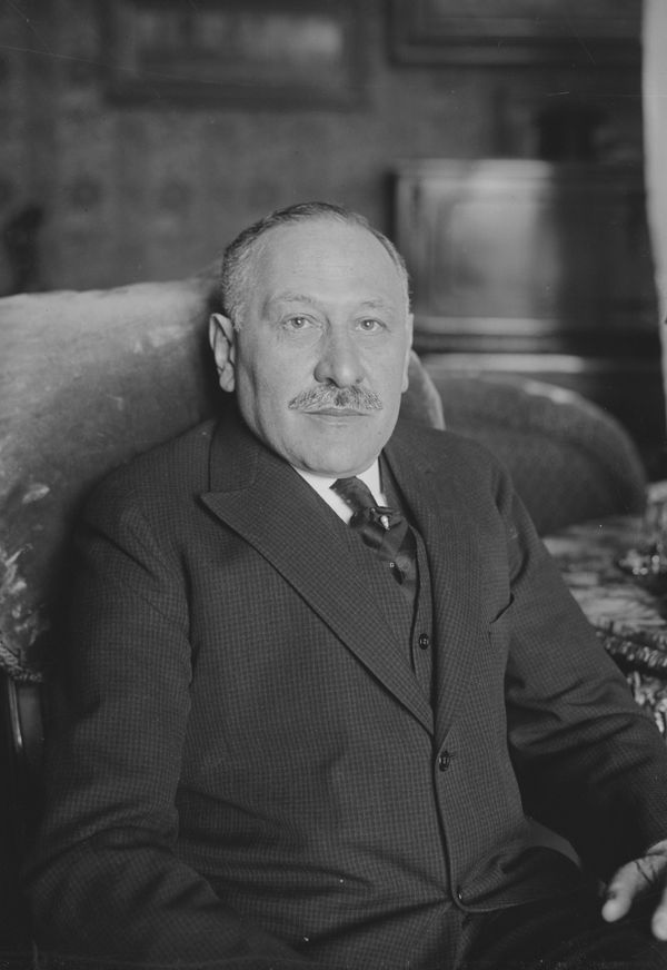 """Julius Rosenwald is a philanthropist and former part-owner of <a href=""""http://www.searsarchives.com/people/juliusrosenwald.ht"""