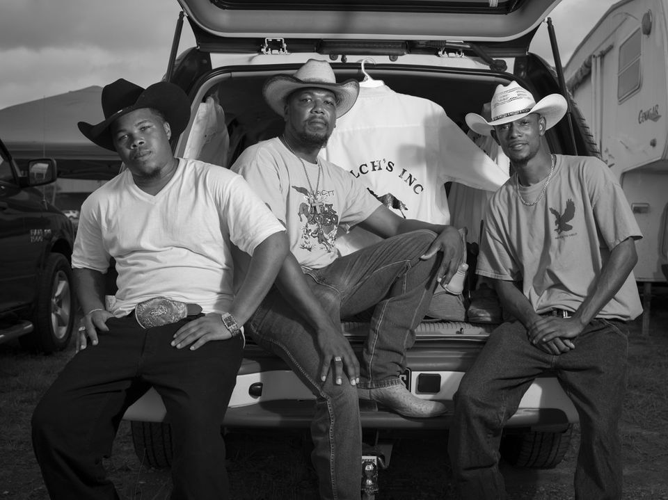 The Largely Unseen History Of Black Cowboys And Cowgirls