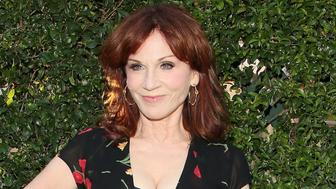 BEVERLY HILLS, CA - JULY 29: Marilu Henner attends the Summer TCA Tour - Hallmark Channel and Hallmark Movies And Mysteries on July 29, 2015 in Beverly Hills, California. (Photo by JB Lacroix/WireImage)