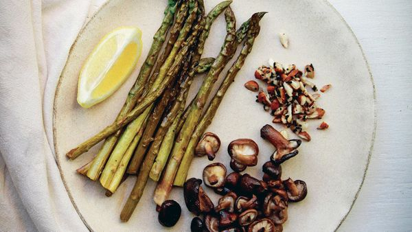 If you, or someone at your table, aren't a fan of asparagus, Emily von Euw has the recipe for you. In her new book <i><a href