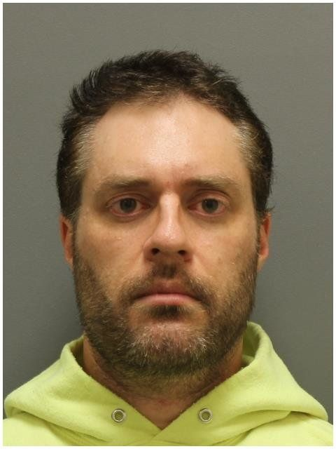 Stephen L. Scott, 40, is accused of stabbing his parents to death inside their Texas home.