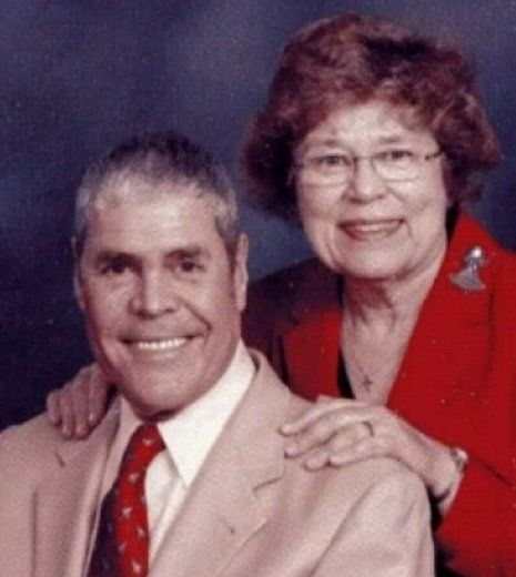 Police say Marion and Linda Scott were stabbed to death on Sunday. Their son, Stephen Scott, is facing two counts of capital