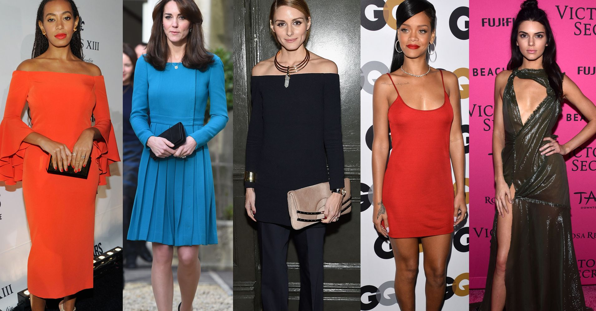 Quiz Who 39 S Your Celebrity Style Spirit Animal Huffpost