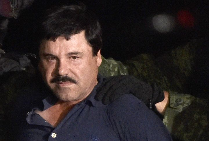 Mexican local media say Sinaloa drug lord El Chapo tried to trademark his name before escaping from a maximum security prison