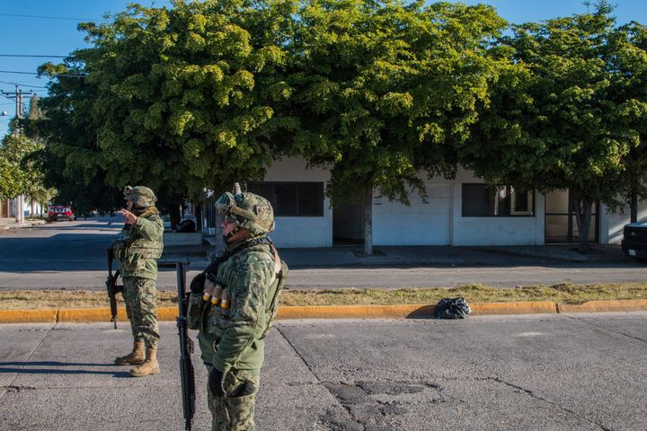 Mexican Marines recaptured Guzman on Friday during a raid on his safe house in the city of Los Mochis.