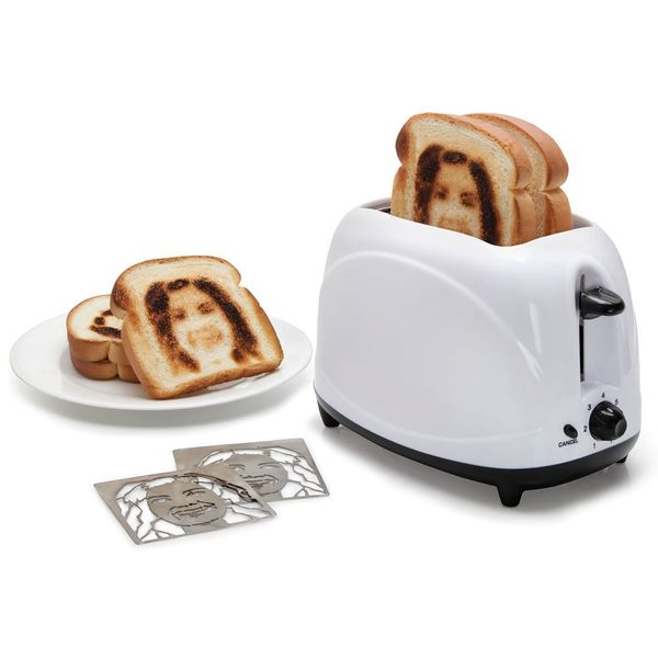 "Save money! Make your own <a href=""http://www.hammacher.com/Product/87141"" target=""_blank"">toast at home! </a>"
