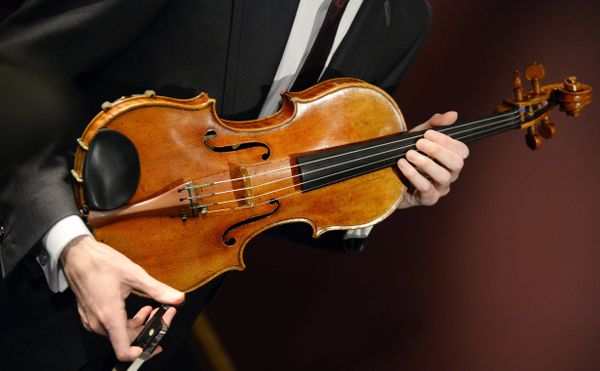 "With these violas, created in 1719, you'll definitely have the most vintage <a href=""http://www.bloomberg.com/bw/articles/201"