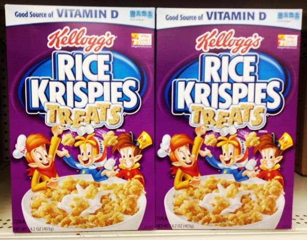 At just under $3 a box, you'll have enough of the best cereal in the world for this lifetime and the next.