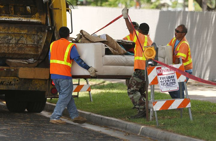 City workers have conducted numerous sweeps to displace homeless populations in Honolulu.