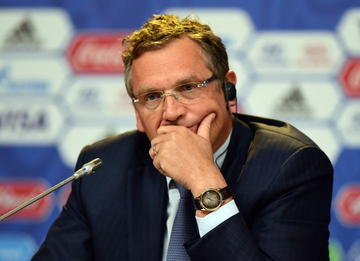 Jerome Valcke was once one of the most powerful men in FIFA and responsible for ensuring that preparations for the last