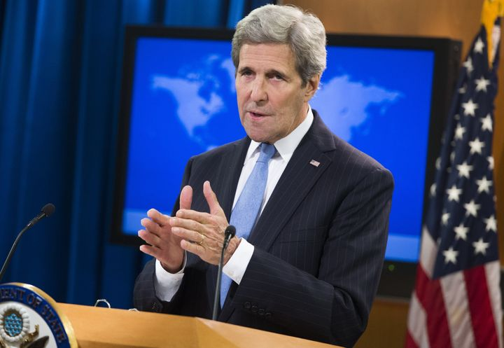 Secretary of State John Kerry says the U.S. will ramp up efforts to help Central Americans fleeing violence.