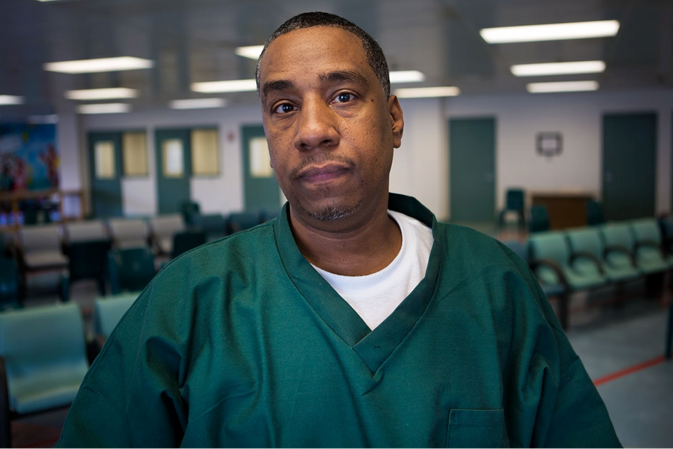 "Darrell ""Diamond"" Jones has been in a Massachusetts prison for 30 years for a murder he says he didn't comm"